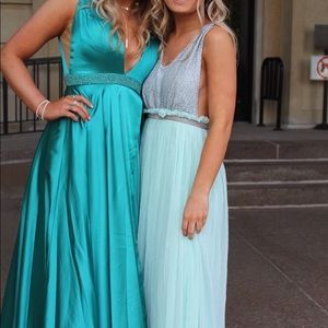Sherri Hill prom dress worn once